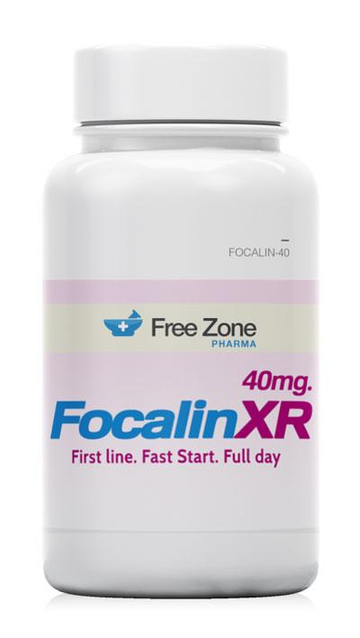 ADHD gyógyszerek mellékhatásai, Focalin xr fogyás